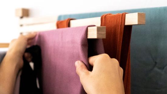 Wäschetrockner Holz, Wandpfau, Wandwäschetrockner, Wäschehalter, Wäschespinne, Wäscheständer, Kleiderhalter, Kleiderständer, Stummer Diener, handtuchhalter, Geschirrtuchhalter, Wandgarderobe, Schlüsselhalter, Schalhalter, Schmuckhalter, Kleiderstange, Taschenhalter, Zeitschriftenhalter, Pavo, Wandpfau
